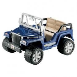 Fisher-Price Power Wheels Jeep Rubicon